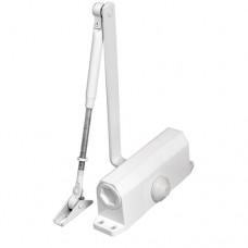 Доводчик дверной SD PUNTO 2020 белый 25-45 кг
