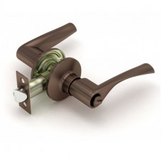 Ручка Fuaro нажимная с защелкой 894 AC-B (медь) фик.