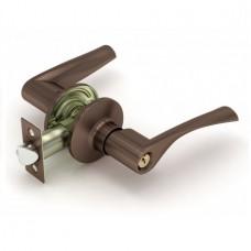 Ручка Fuaro нажимная с защелкой 894 AC-E (медь) кл/фик.