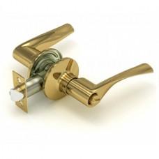 Ручка Fuaro нажимная с защелкой 894 PB-B (золото) фик.
